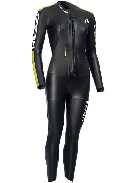 Head Swimrun Race Neoprene Suit Women Gold
